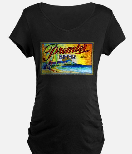 Hawaii Beer Label 3 T-Shirt