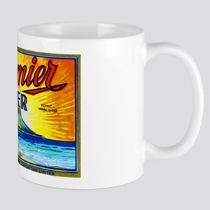 Hawaii Beer Label 3 Mug