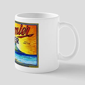 Hawaii Beer Label 3 Mug