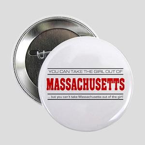 "'Girl From Massachusetts' 2.25"" Button"