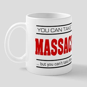 'Girl From Massachusetts' Mug