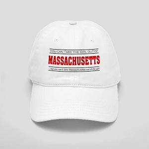 'Girl From Massachusetts' Cap