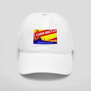 Iowa Beer Label 7 Cap