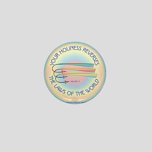 ACIM-Your Holiness Mini Button