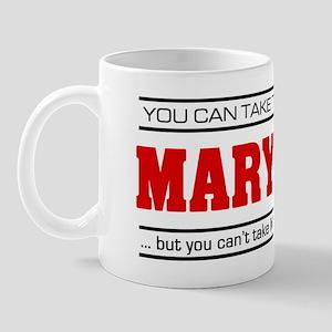 'Girl From Maryland' Mug