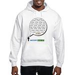 Occupy Wall Street Jobs, Jobs Hooded Sweatshirt