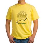 Occupy Wall Street Jobs, Jobs Yellow T-Shirt