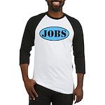 Occupy Wall Street Job Baseball Jersey