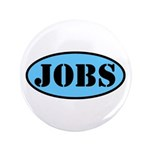"""Occupy Wall Street Job 3.5"""" Button (100 pack)"""