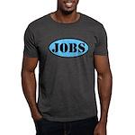 Occupy Wall Street Job Dark T-Shirt