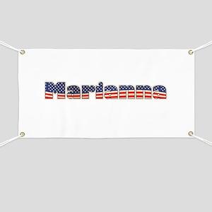 American Marianna Banner