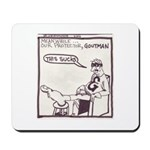 The Adventures of GoutMan Mousepad