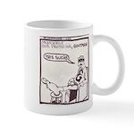 The Adventures of GoutMan Mug