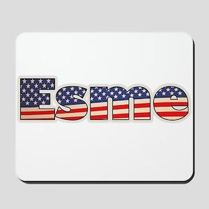 American Esme Mousepad