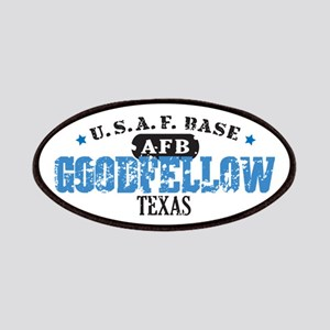 Goodfellow Air Force Base Patches