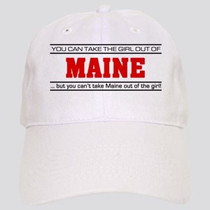'Girl From Maine' Cap