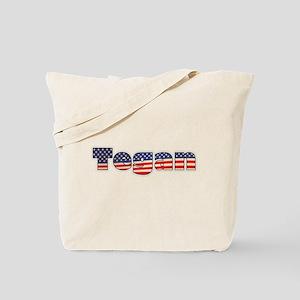 American Tegan Tote Bag