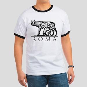 She-Wolf ROMA Ringer T