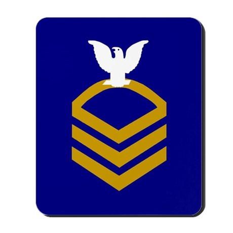 Chief Petty Officer<BR> Mousepad