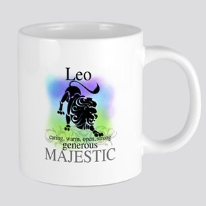 Leo the Lion Zodiac Mugs