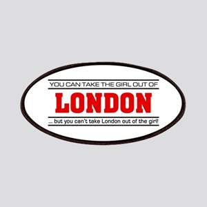 'Girl From London' Patches