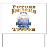 Future Train Tycoon Yard Sign