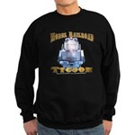 Model Railroad Tycoon Sweatshirt (dark)