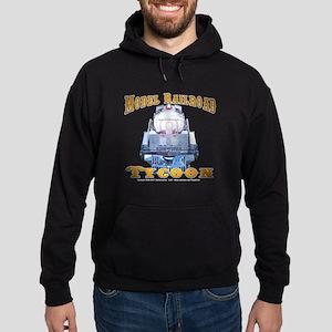Model Railroad Tycoon Hoodie (dark)