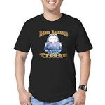 Model Railroad Tycoon Men's Fitted T-Shirt (dark)