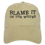 Blame it on the Writer! Cap