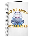 Ask Me About My Railroad Journal