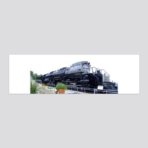 Union Pacific Big Boy Train 42x14 Wall Peel