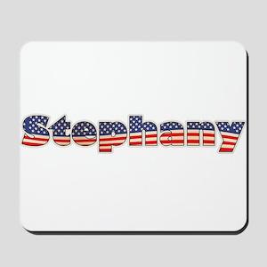 American Stephany Mousepad