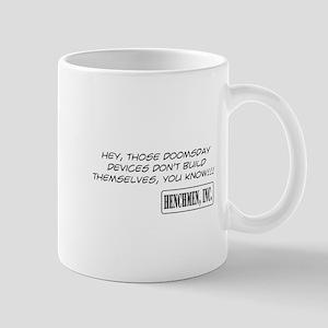 Doomsday Devices - Mug