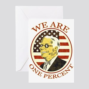 Occupy wall street greeting cards cafepress occupy wall street greeting cards pk of 10 m4hsunfo