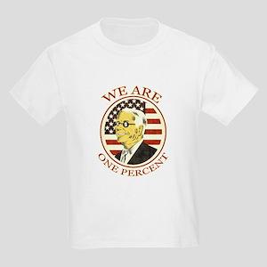 Occupy Wall Street Kids Light T-Shirt