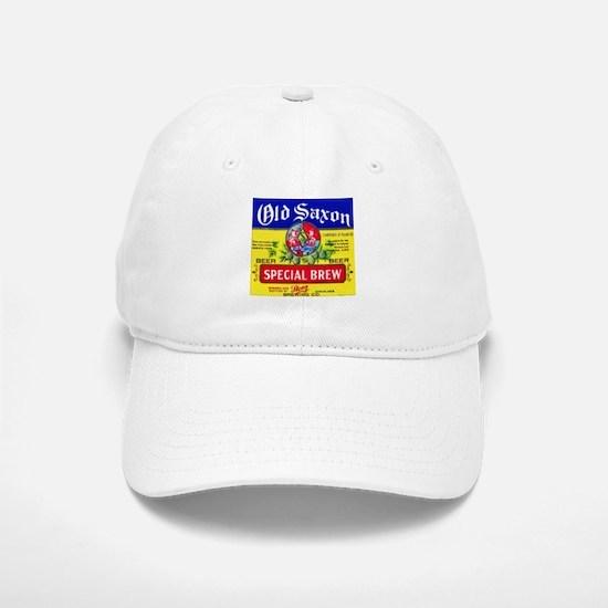 Nebraska Beer Label 4 Baseball Baseball Cap