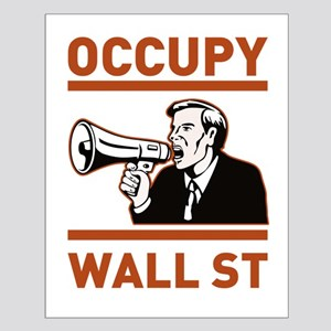 Occupy Wall Street Small Poster
