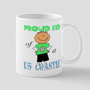 Proud Kid of a Coastie Mug