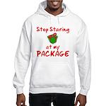 Stop Staring Hooded Sweatshirt