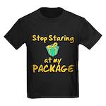 Stop Staring Kids Dark T-Shirt