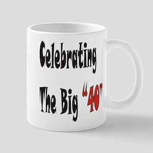 The Big 40 Mug