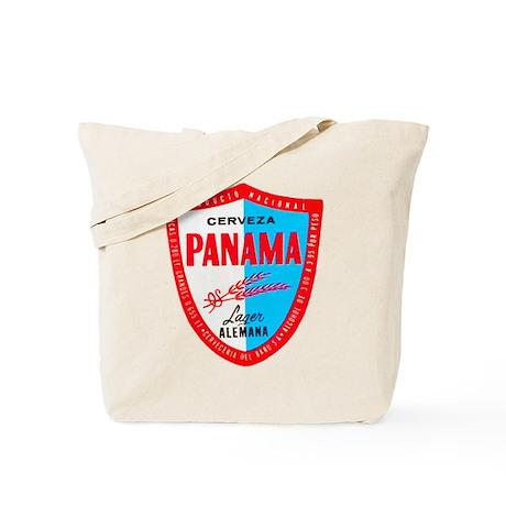 Panama Beer Label 1 Tote Bag