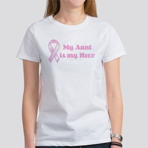 my aunt is my hero Women's T-Shirt