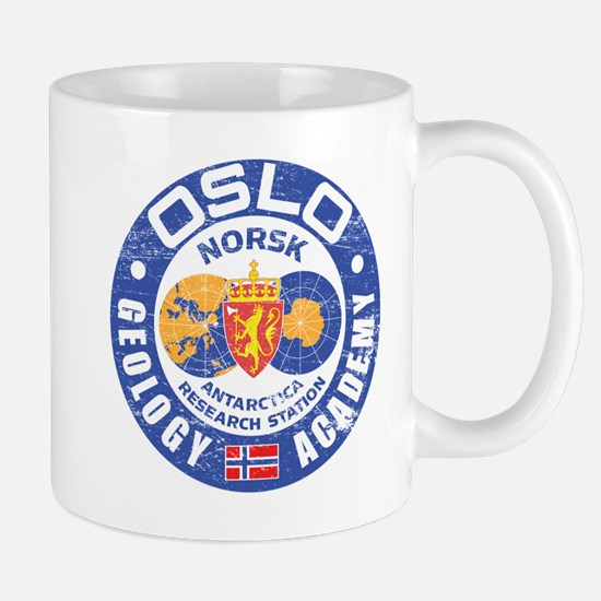 Norwegian Camp Mug
