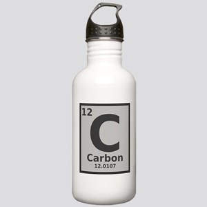 Carbon Stainless Water Bottle 1.0L