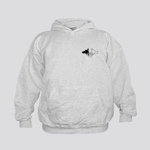 Two Wolves Kids Sweatshirt