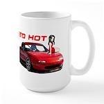 red-hot-mx5 Mugs