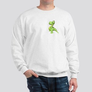 Puff The Magic Dragon - Green Sweatshirt