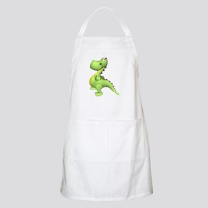 Puff The Magic Dragon - Green BBQ Apron